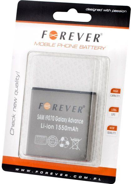 Bateria Forever Bateria Forever do Samsung I9070 Galaxy S Advance 1550 mAh Li-Ion HQ - T_0008105 1