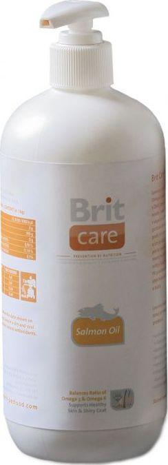 Brit Olej z łososia 500ml 1