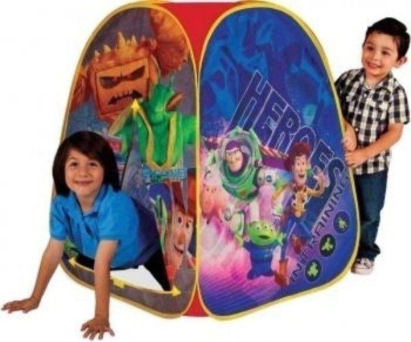 Kryjówka Camp Out Toy Story (DY1-0021) 1