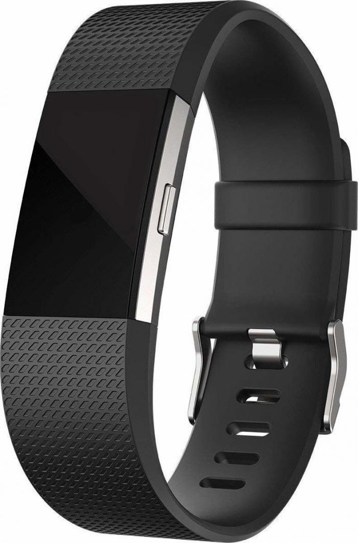 Smartband Fitbit Alta HR Czarny 1