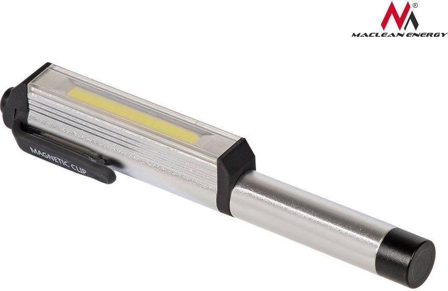 Maclean Lampa warsztatowa długopis magnetyczna COB LED (MCE121S) 1