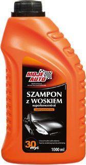 Moje Auto SZAMPON Z WOSKIEM 1000ML 19-027 1