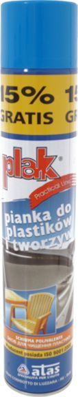 ATAS Środek do plastiku i tworzyw 500 ml 1