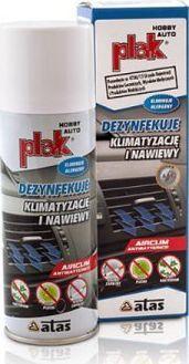 ATAS Środek do dezynfekcji klimatyzacji Plak Air Clim Antibatterico 200 ml (SCAIRCLIM-200) 1