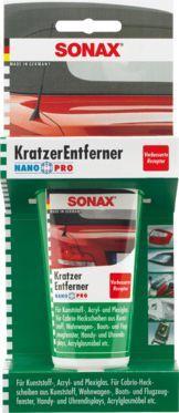 SONAX PREPARAT DO RENOWACJI PLASTIKÓW PRZEZROCZYSTYCH 75ML (SC-S305000) 1