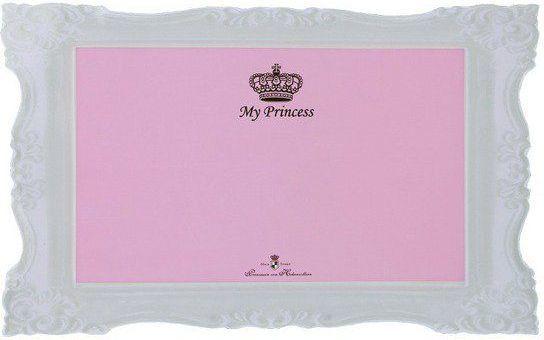 "Trixie TX-24785 MATA MISKI ""MY PRINCESS"" 44x28cm RÓŻOWA 1"