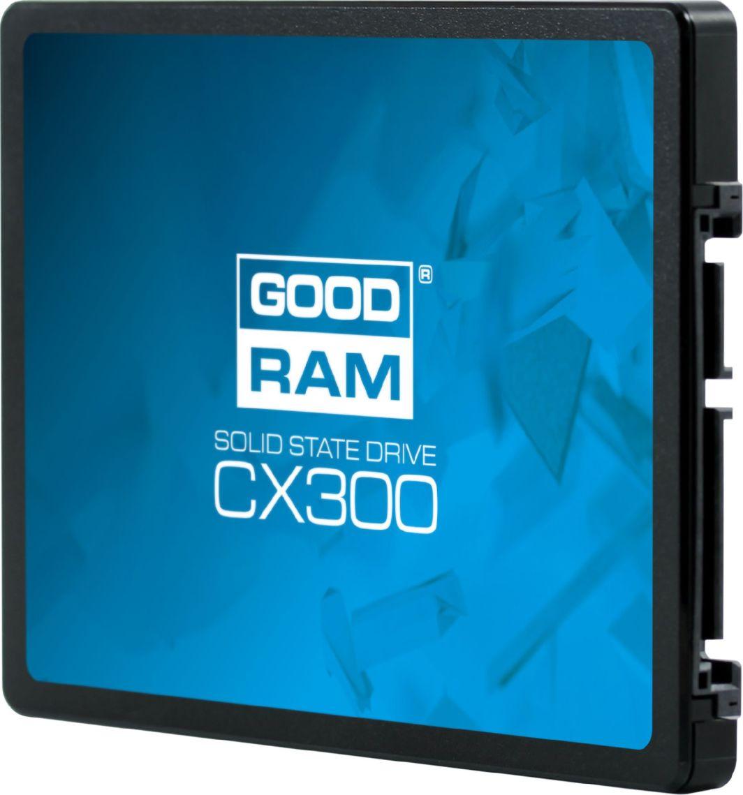 """Dysk SSD GoodRam CX300 120 GB 2.5"""" SATA III (SSDPR-CX300-120) 1"""