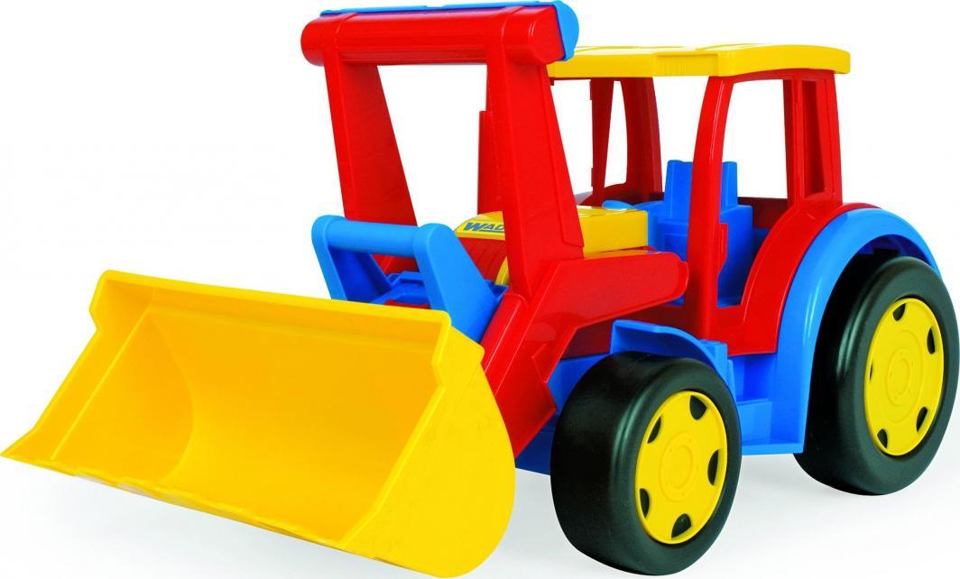 Wader Woźniak Gigant Traktor Ładowarka (66000) 1