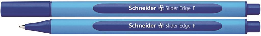 Schneider Długopis Slider Edge, F, niebieski 1