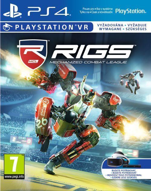 RIGS Mechanized Combat League (PSVR) 1