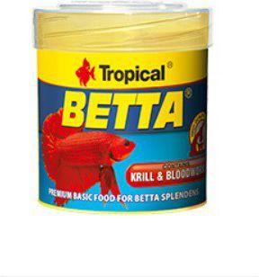 Tropical Betta pokarm dla bojowników 50ml 1