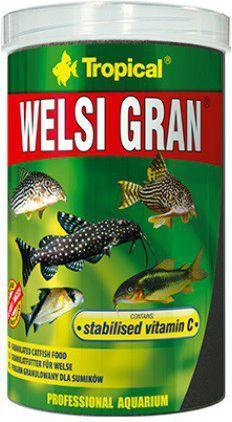 Tropical Welsi Gran pokarm wieloskładnikowy dla ryb 100ml 1