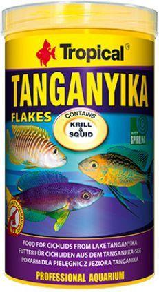 Tropical Tanganyika pokarm wieloskładnikowy dla ryb 250ml 1