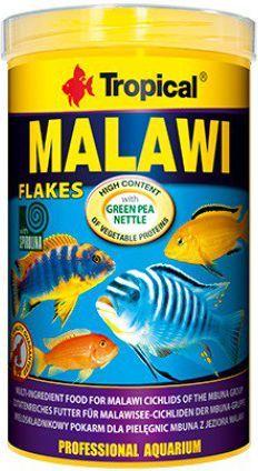 Tropical Malawi pokarm wieloskładnikowy dla ryb 1000ml 1