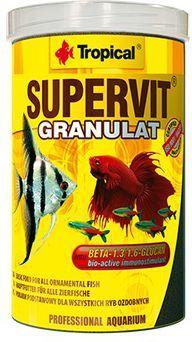 Tropical Supervit Granulat pokarm wieloskładnikowy dla ryb 250ml/138g 1