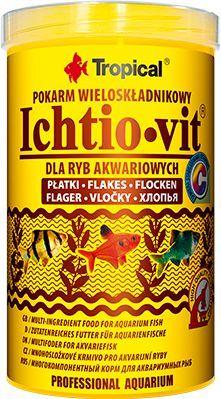 Tropical Ichtio-Vit pokarm wieloskładnikowy dla ryb 100ml 1
