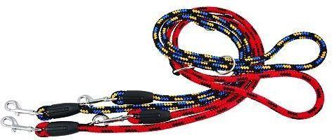 Dino Smycz sznurek składana 1.6 x 200 cm - Czarny 1
