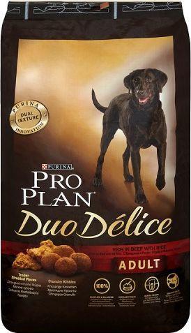 Purina Pro Plan Duo Délice Wołowina Ryż Adult 10kg 1