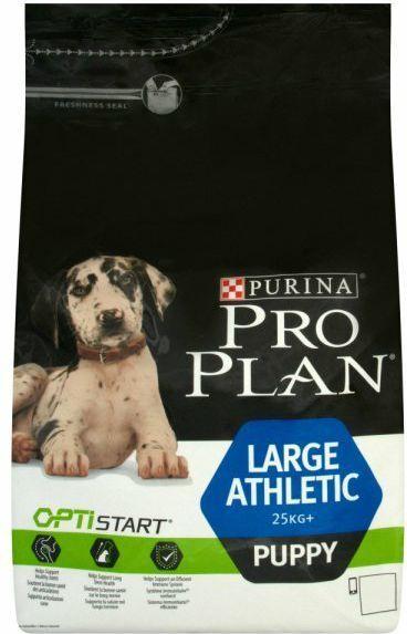 Purina Pro Plan OptiStart Puppy Large Athletic 12kg 1