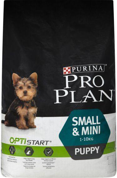 Purina Pro Plan Small & Mini Puppy OptiStart z kurczakiem 7kg 1