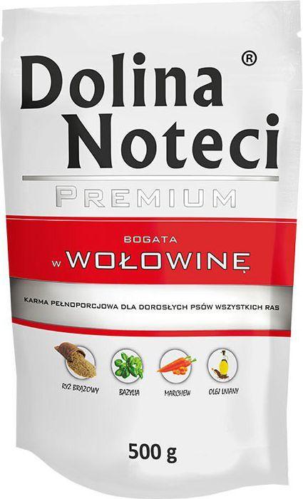 Dolina Noteci Premium z wołowiną 500g 1