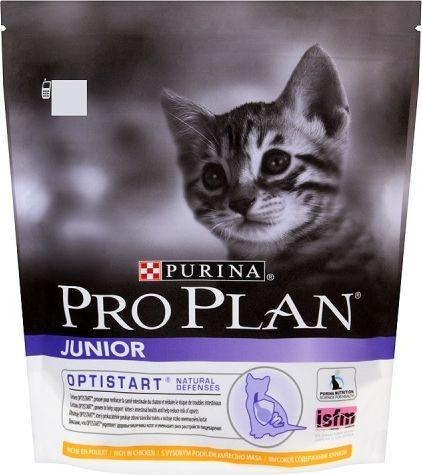 Purina Pro Plan Junior Kurczak 400g 1
