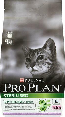 Purina Pro Plan Sterillised Indyk 1,5kg 1