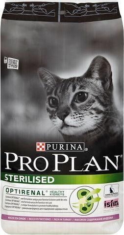 Purina Pro Plan Sterillised Indyk 10kg 1