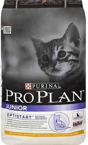 Purina Pro Plan Junior Kurczak 10kg 1