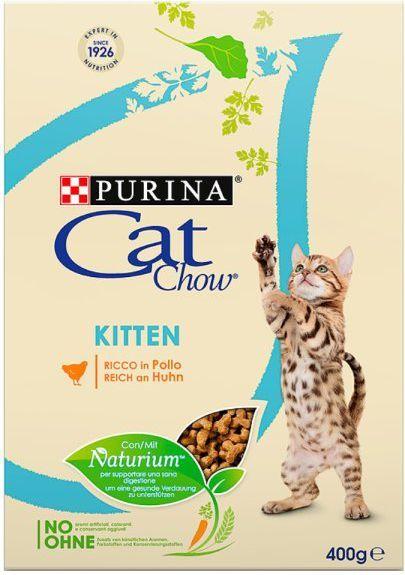 Purina Kurczak Cat Chow® Kitten 400g 1