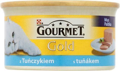 Gourmet Gold Mus z tuńczykiem 85g 1