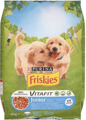 Purina Friskies Vitafit Junior 8kg 1