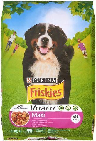 Purina Friskies Vitafit Maxi 10kg 1