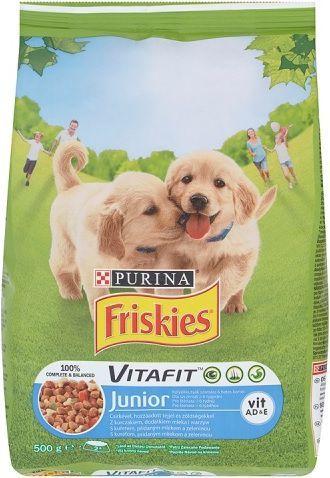 Purina Friskies Vitafit Junior 500g 1