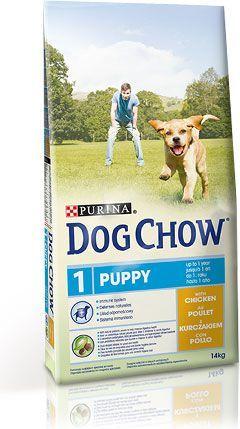 Purina Kurczak Dog Chow Puppy 14kg 1