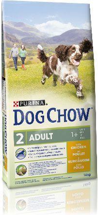 Purina Kurczak Dog Chow Adult 14kg 1