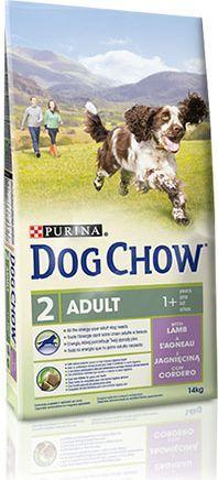 Purina Jagnięcina Dog Chow Adult 14kg 1