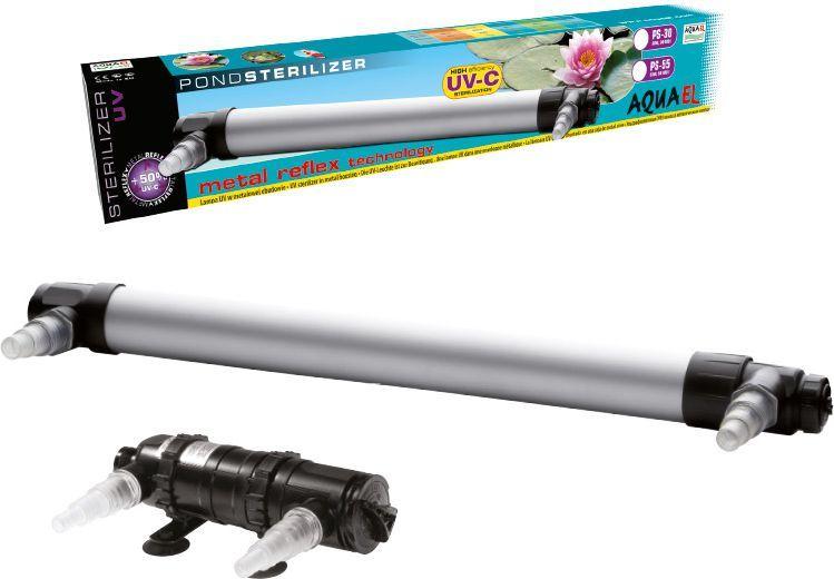 AQUAEL  Aquael Sterylizator UV PS 11W 1
