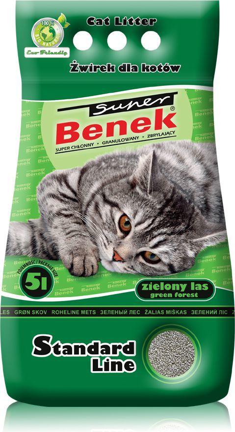 Super Benek Standard Zielony Las 5l 1