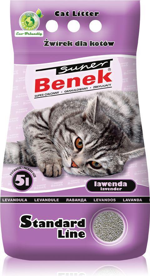 Super Benek Standard Lawenda 5l 1