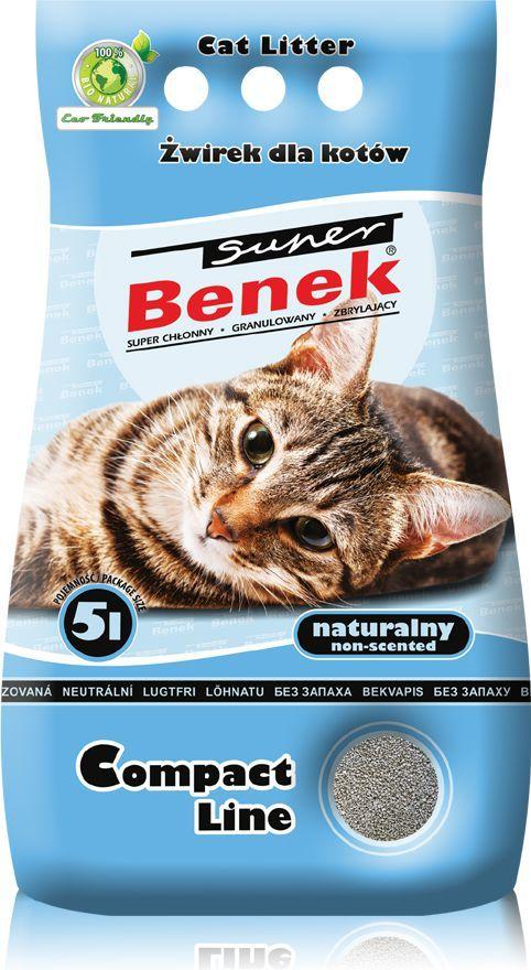 Super Benek Compact Naturalny 5l 1