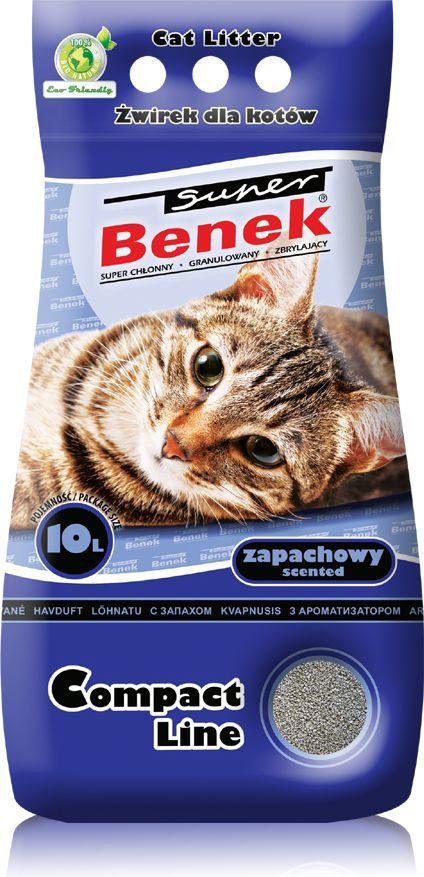 Super Benek Compact Zapachowy 10l 1