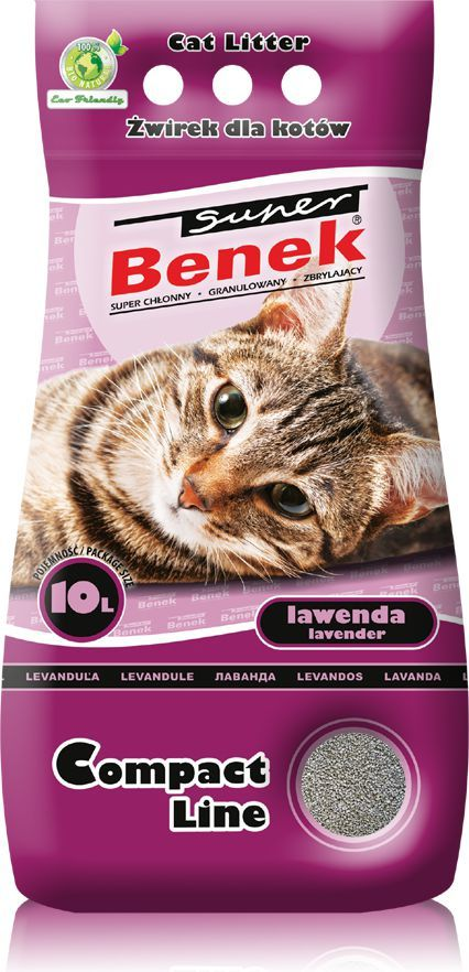 Super Benek Compact Lawenda 10l 1