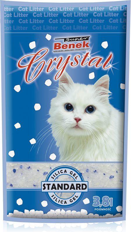 Super Benek Crystal Naturalny 3,8l 1