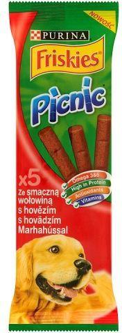 Purina Friskies Picnic ze smaczną wołowiną 42g 1