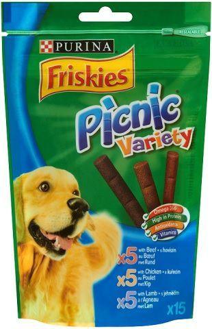 Purina Friskies Picnic Variety 126g 1