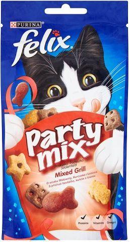 Felix Party mix Mixed Grill 60g 1