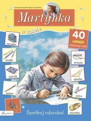 Martynka. Sprobuj odszukac. W szkole 1