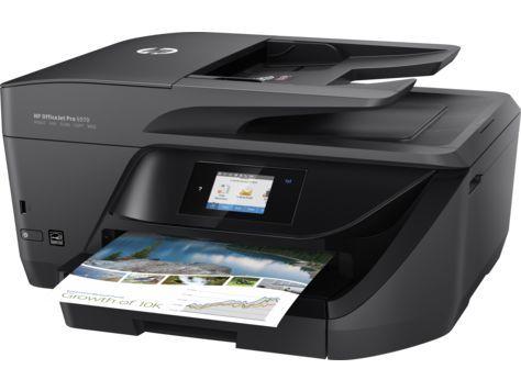 Urządzenie wielofunkcyjne HP OfficeJet Pro 6970 (T0F33A#BAW) 1