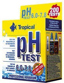 Tropical Test pH 6.0-7.8 Tropical 200 szt. 1